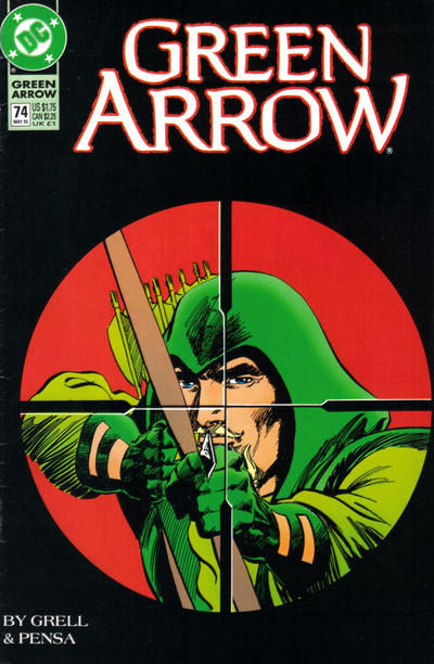 Green Arrow Vol 2 74