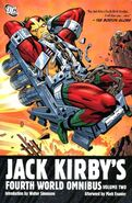 Jack Kirby's Fourth World Omnibus Vol 1 2