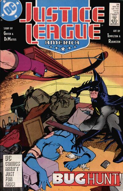 Justice League America Vol 1 26