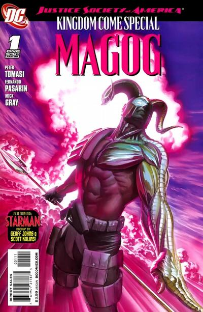 Justice Society of America Kingdom Come Special Magog Vol 1 1