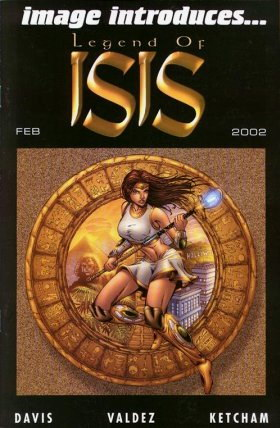 Isis (Bluewater Comics)