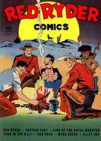 Red Ryder Comics Vol 1 6