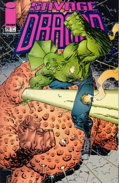 Savage Dragon Vol 1 72