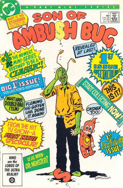 Son of Ambush Bug Vol 1