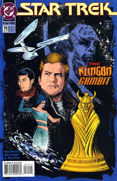 Star Trek (DC) Vol 2 71