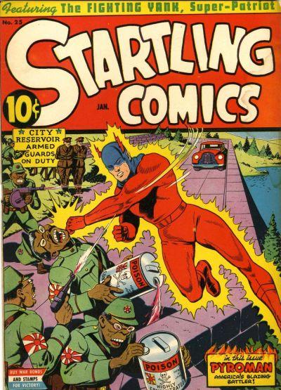 Startling Comics Vol 1 25