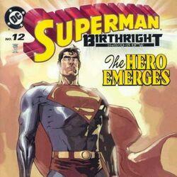 Superman: Birthright Vol 1 12