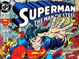 Superman: Man of Steel Vol 1 27