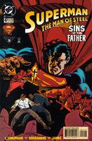 Superman Man of Steel Vol 1 47