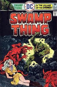 Swamp Thing Vol 1 18