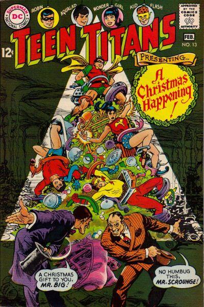 Teen Titans Vol 1 13