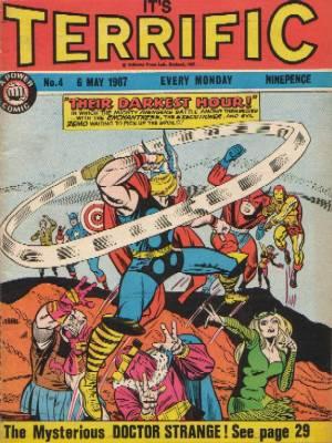 Terrific (comics)