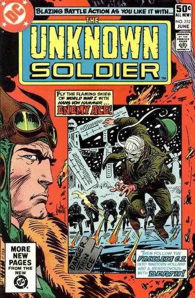 Unknown Soldier Vol 1 252