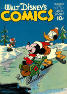 Walt Disney's Comics and Stories Vol 1 52