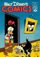 Walt Disney's Comics and Stories Vol 1 55