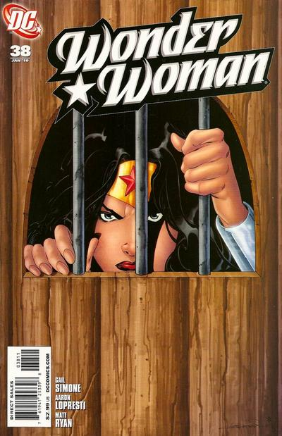 Wonder Woman Vol 3 38
