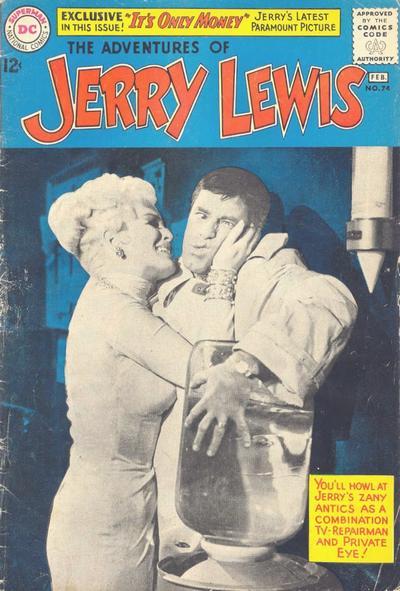 Adventures of Jerry Lewis Vol 1 74