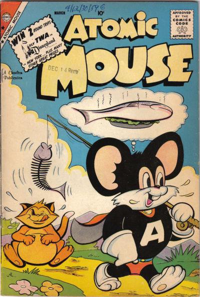 Atomic Mouse Vol 1 35
