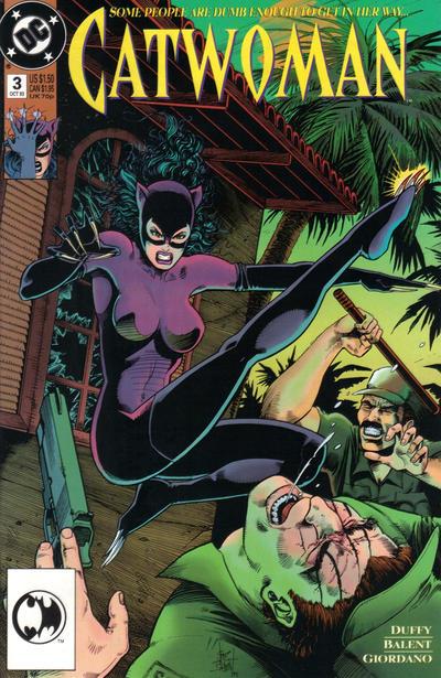 Catwoman Vol 2 3