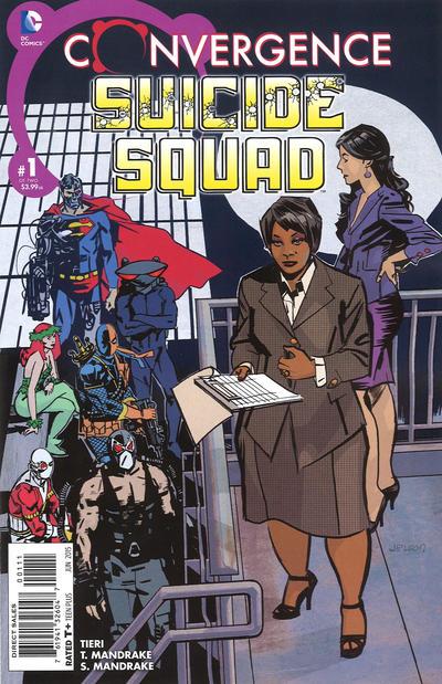 Convergence: Suicide Squad Vol 1 1