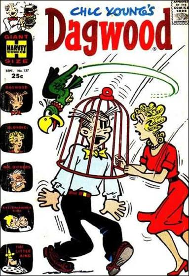 Dagwood Comics Vol 1 137