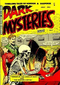 Dark Mysteries Vol 1 7