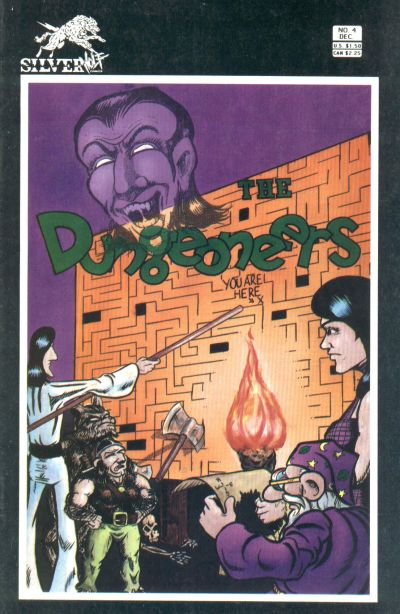 Dungeoneers Vol 1 4