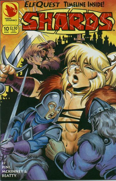 Elfquest: Shards Vol 1 10