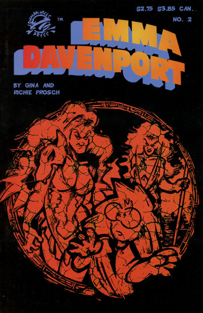 Emma Davenport Vol 1 2
