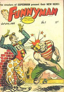 Funnyman (comics)