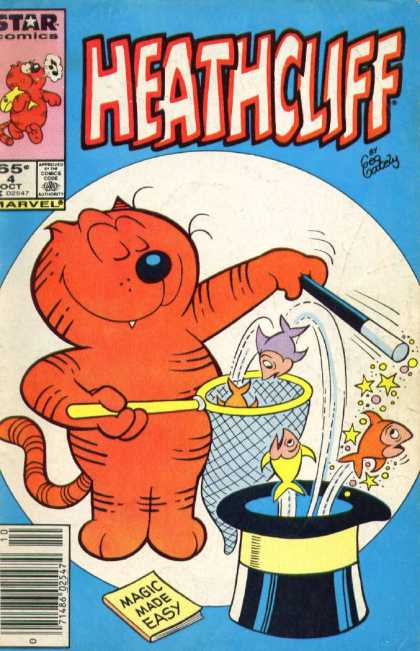 Heathcliff Vol 1 4