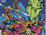 Justice League Task Force Vol 1 22