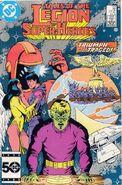 Legion of Super-Heroes Vol 2 323