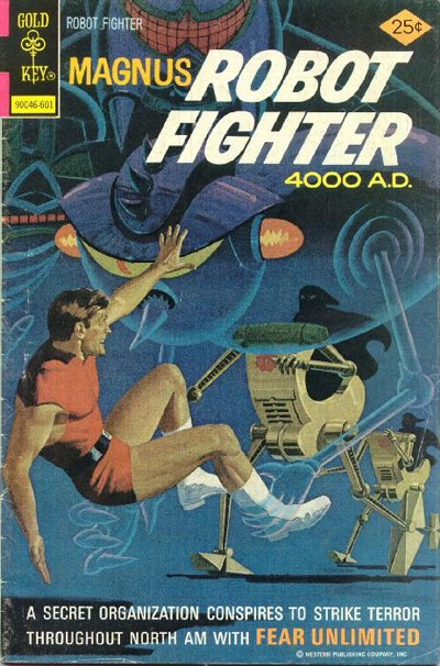 Magnus, Robot Fighter Vol 1 42