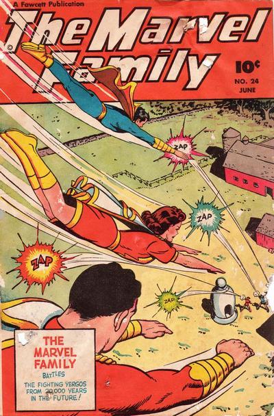 Marvel Family Vol 1 24