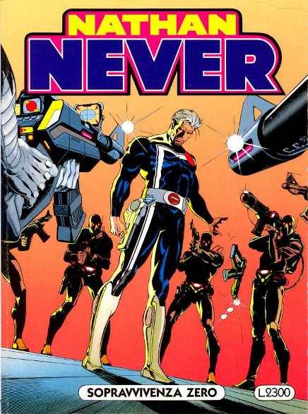 Nathan Never Vol 1 17