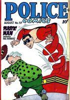 Police Comics Vol 1 57