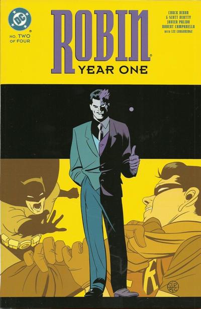 Robin: Year One Vol 1 2