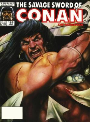 Savage Sword of Conan Vol 1 169