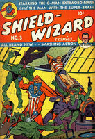Shield-Wizard Comics Vol 1 3