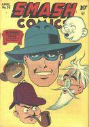 Smash Comics Vol 1 58