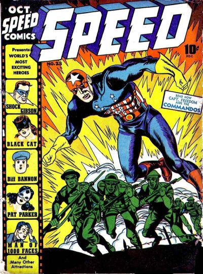 Speed Comics Vol 1 23