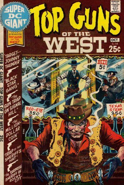 Super DC Giant Vol 1 S-14