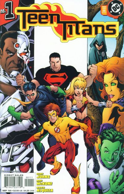 Teen Titans Vol 3 1