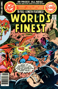 World's Finest Vol 1 254