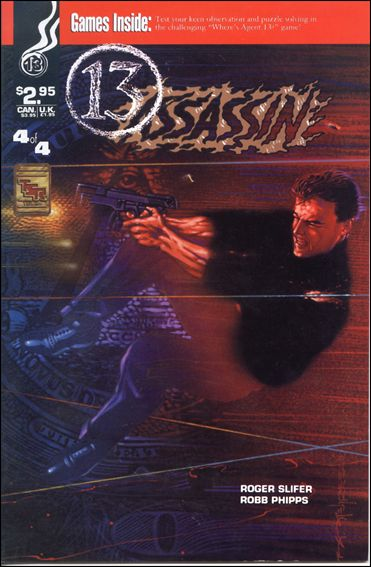 13: Assassin Comics Module Vol 1 8