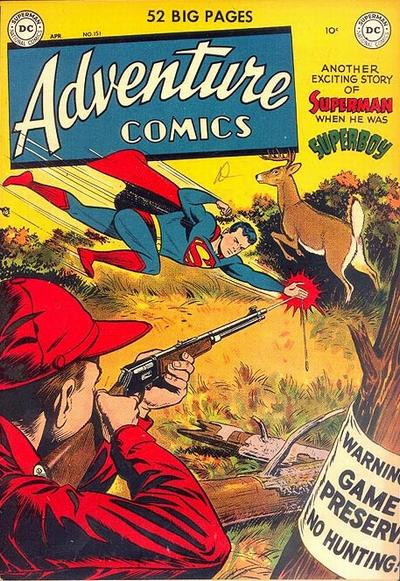 Adventure Comics Vol 1 151