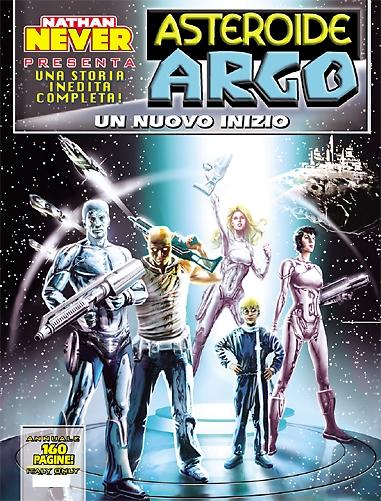 Asteroide Argo Vol 1 4