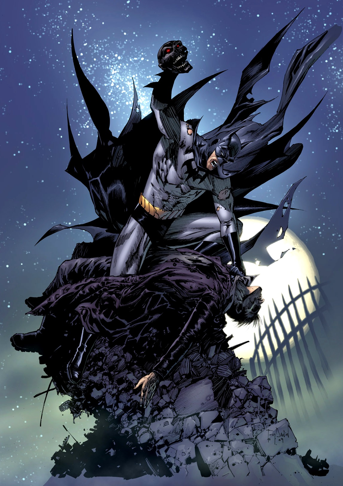 Batman: Life After Death (Collected)