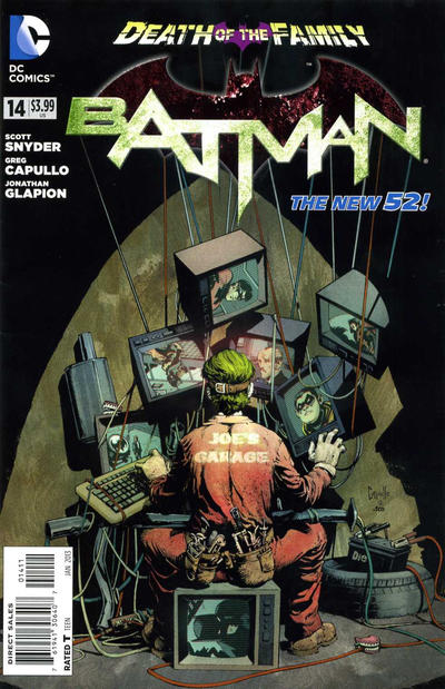 Batman Vol 2 14